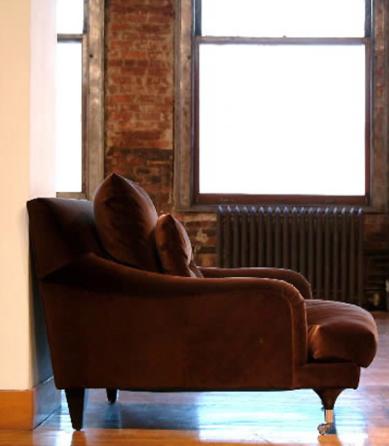 Galileo Club Chair