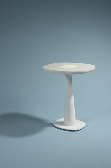 Light Table - Patrick Naggar