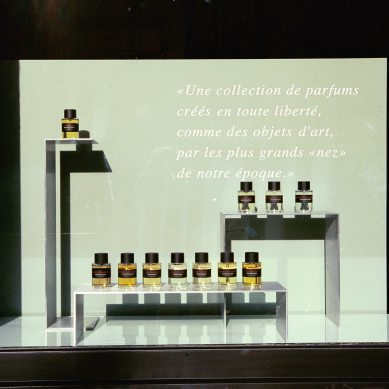 Frederic Malle Parfumerie - Patrick Naggar