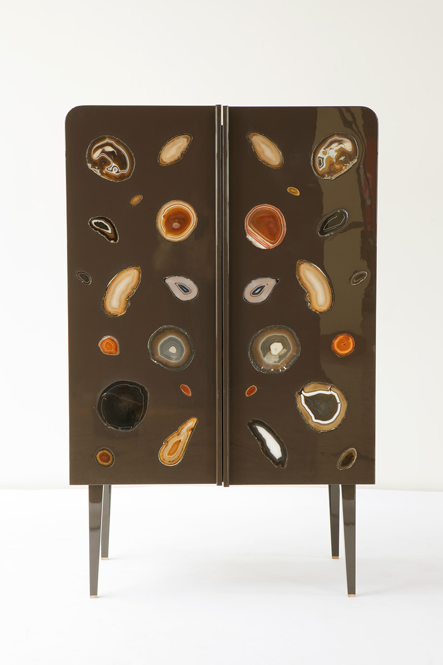 Agate Commode - Patrick Naggar