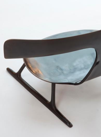 Icarus Carbone Chair - Patrick Naggar