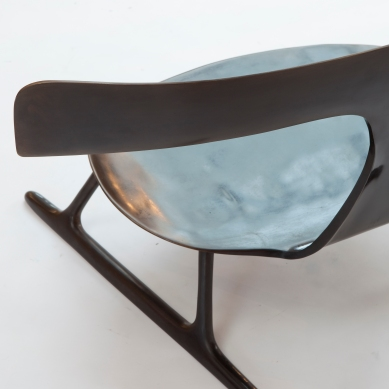 Icarus Carbone Chair - Patrick Naggar
