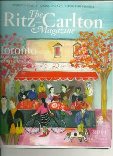 RitzCarlton - Patrick Naggar
