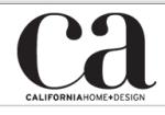 California Home + Design - Patrick Naggar
