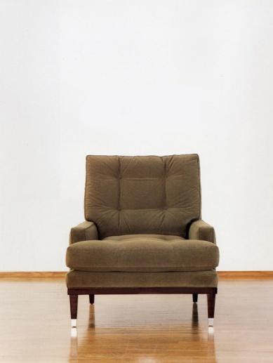 classic club chair
