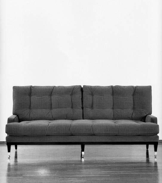 classic sofa BW