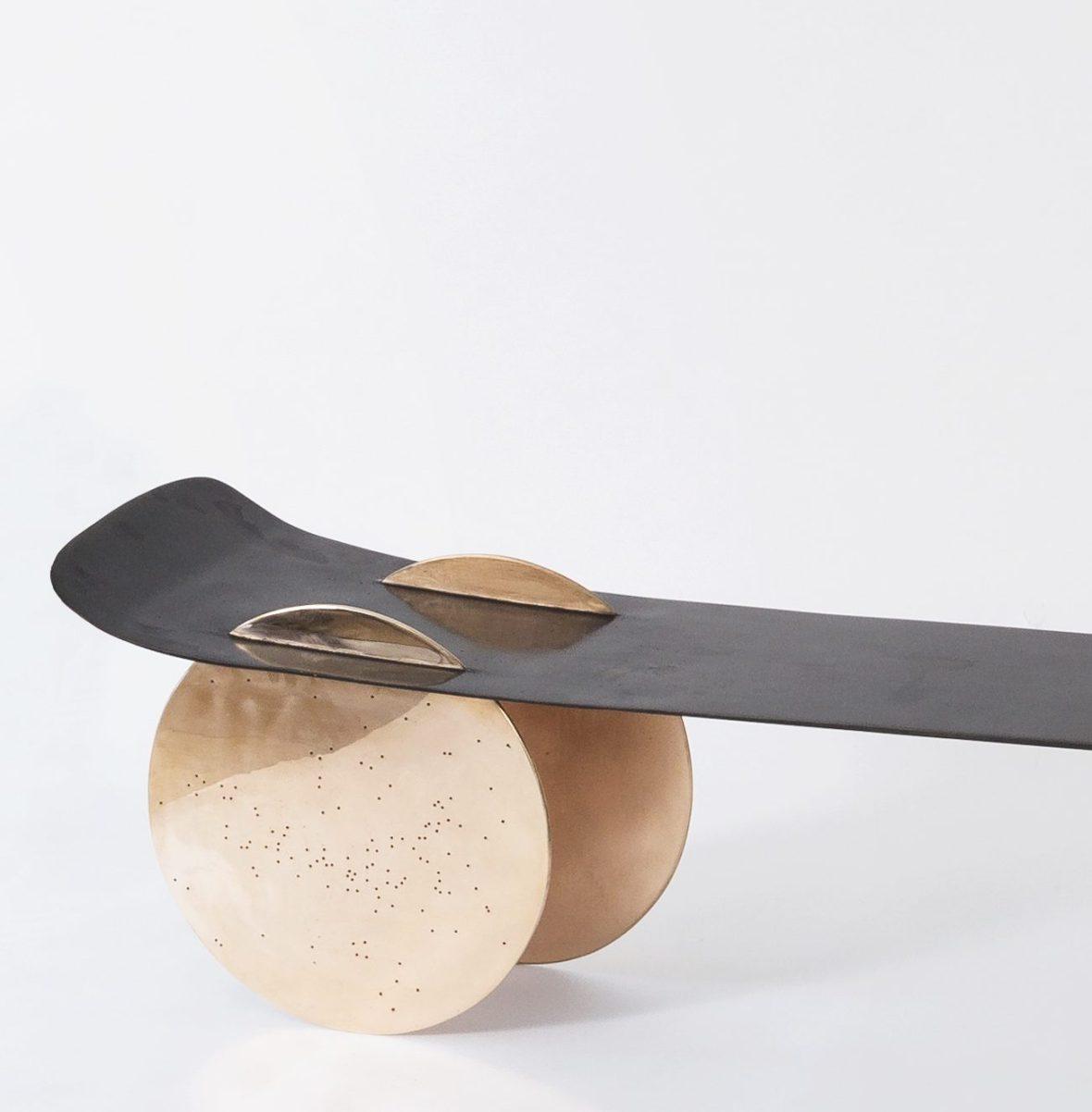 patrick-naggar-banc-hemisphere-disques
