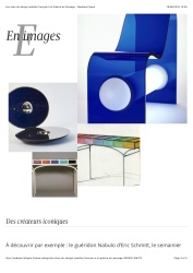 Les stars du design mobilier français à la Galerie du Passage - Madame Figaro - page 3